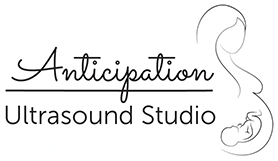 Anticipation Ultrasound Studio - Logo