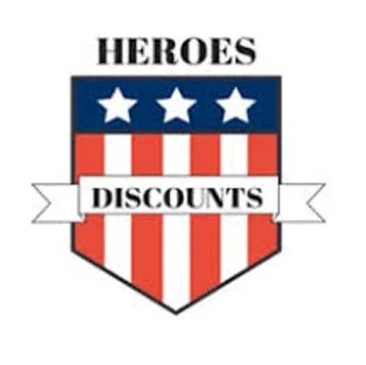 Heroes Discounts Badge